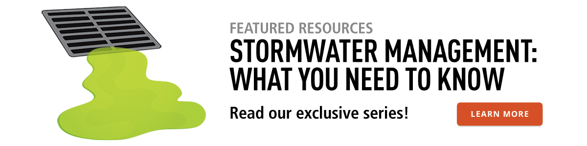 Stormwater Management: What You Need to Know
